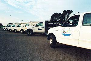 San Diego Refrigeration Fleet Vehicles