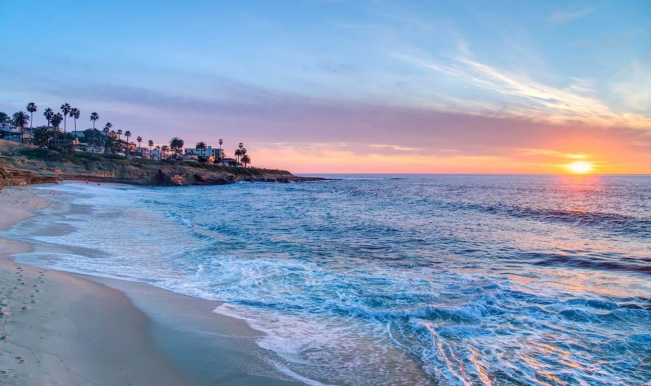 San Diego Refrigeration - San Diego Beach Photo
