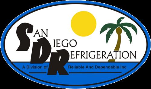 San Diego Refrigeration - Logo