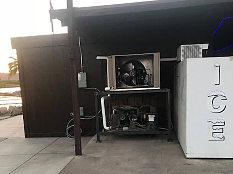San Diego Refrigeration Outside Units Image