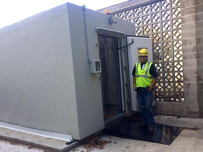 Refrigeration Storage Unit