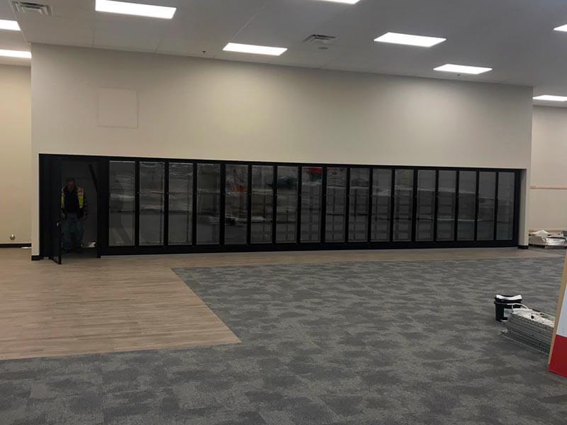 Custom Built Reach In Refrigerator Unit