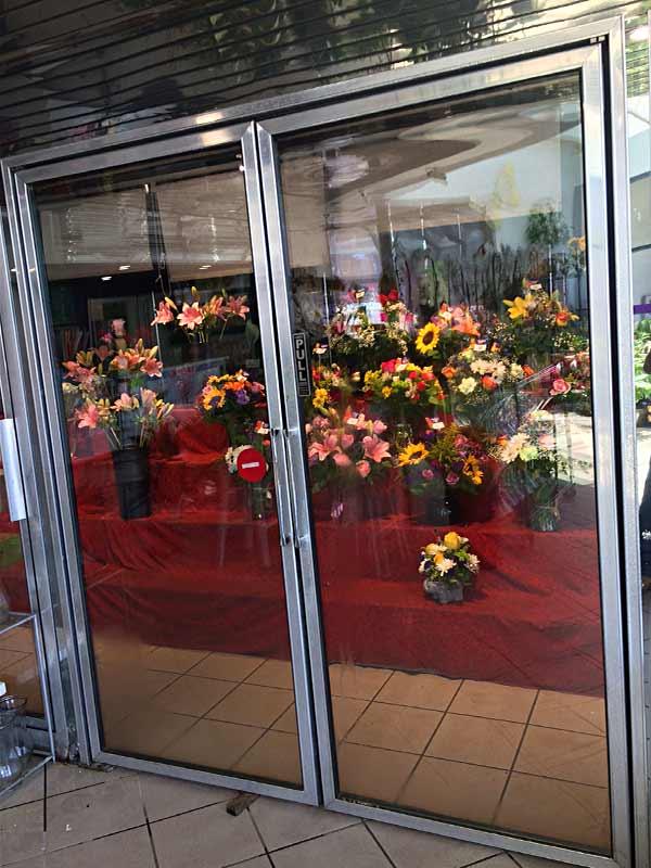 Flower Shop Cooler