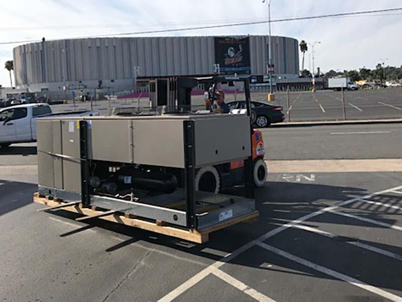 Forklift Mover