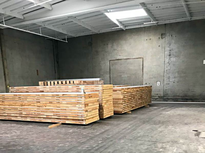 New Warehouse Refrigeration Project